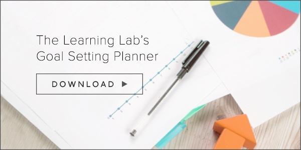 goal setting planner