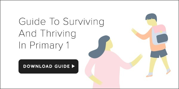 Download The TLL Guide To Surviving and Thriving in Primary 1