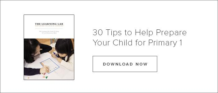 30 Tips Guide to Help Prepare Your Child For Primary 1