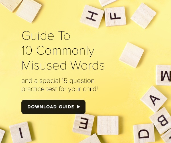 Download the TLL Guide To 10 Commonly Misused Words and A Special Practice Test