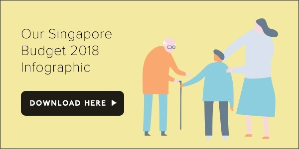 Download Our Singapore Budget 2018 Infographic