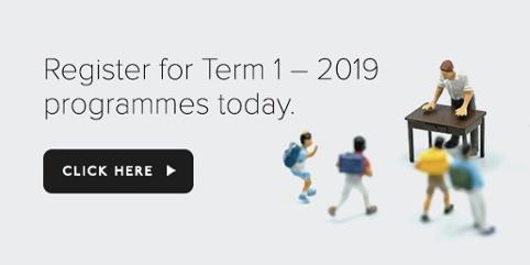 Register for T1-19 Programmes