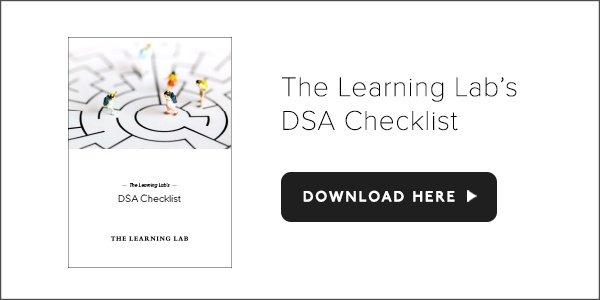 Download TLL's DSA Checklist