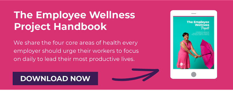 Employee Wellness Handbook