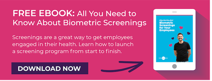 Biometric screenings ebook
