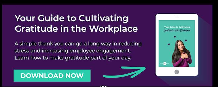 Gratitude at Work Guide