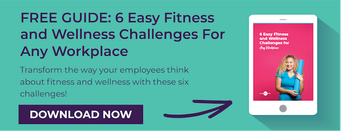 Wellness Challenges CTA