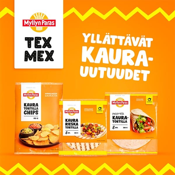 Texmex-tuotteet