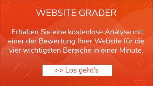 Testen Sie Ihre Website!