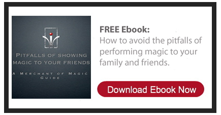 Free Ebook - Performing Magic for your Friends