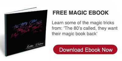 Free Magic eBook: The 80's called