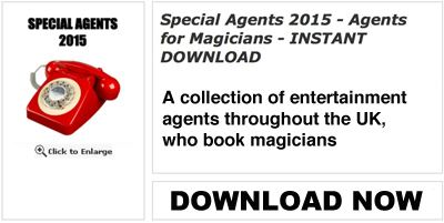 Download Special Agents Directory