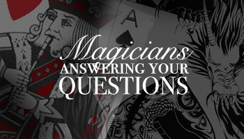 Watch Magicians Giving Performing Advice