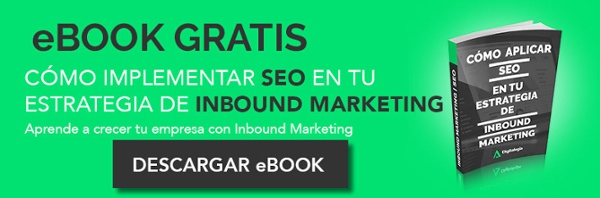 Ebook Implementar SEO en Inbound Marketing