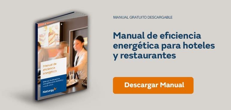 Manual de eficiencia energética para hoteles y restaurantes