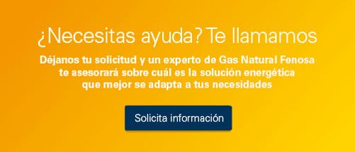 solicitud de informacion gas natural fenosa