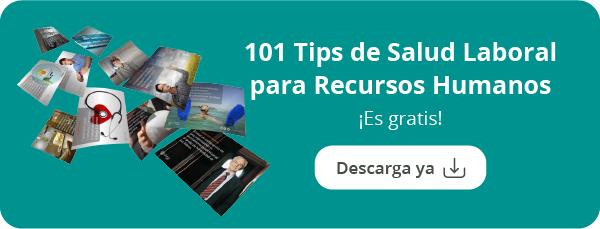 Presentación 101 Tips de Salud Laboral