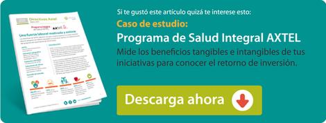 Caso de éxito - Programa de Salud Integral AXTEL