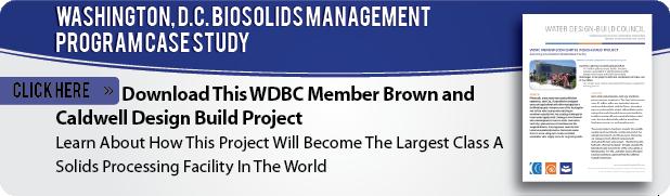 Washington DC's Biosolids Management Program