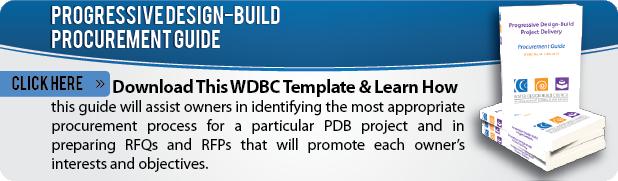 Download the Progressive Design-Build Procurement Guide