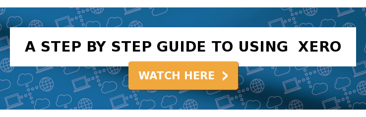 a step by step guide to using Xero  watch here