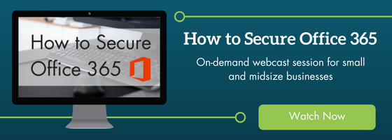 The Essential Guide to Office 365 Security for SMBs