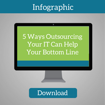 Managed Service Provider: 5 Ways Outsourcing Your IT Can Help Your Bottom Line