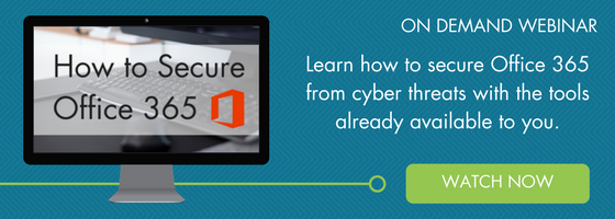 How to Secure Office 365 On Demand Webinar