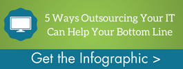 5 Ways Outsourcing Your IT Can Help Your Bottom Line