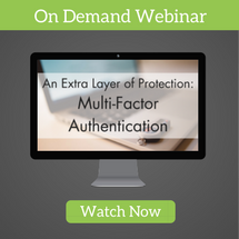 Multi-Factor Authentication On Demand Webinar