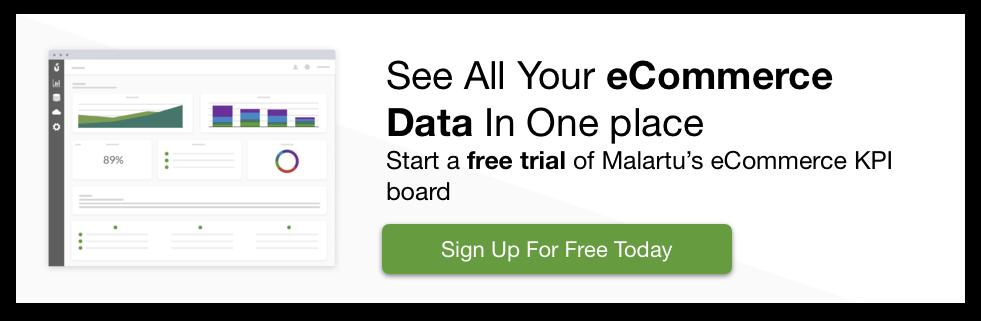 Malartu eCommerce KPIs
