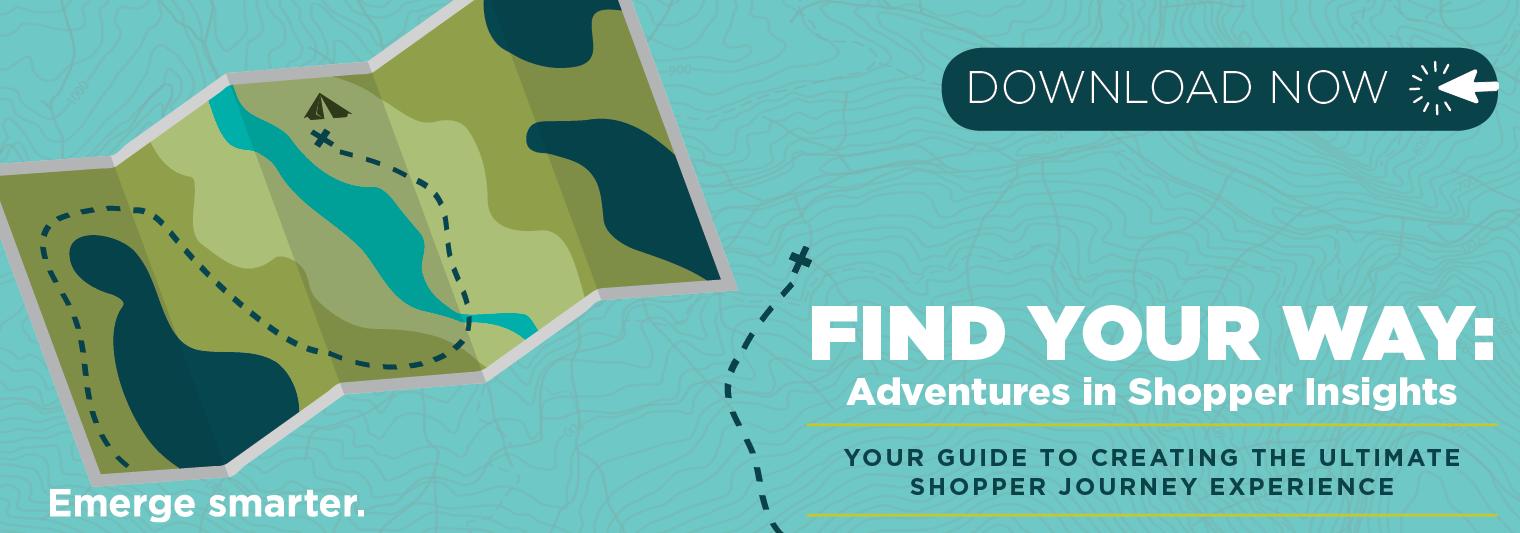 Shopper Journey Infographic