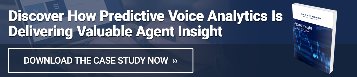 Discover How Predictive Voice Analytics Increases Agent Performance