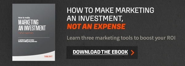 Get the eBook - Make Marketing An Investment