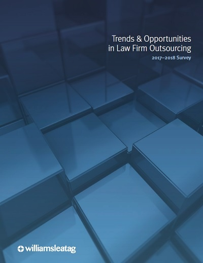 Trends and opportunities in law firm outsourcing survey 2018