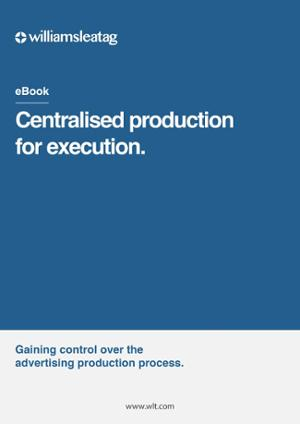 Centralised Production for Execution