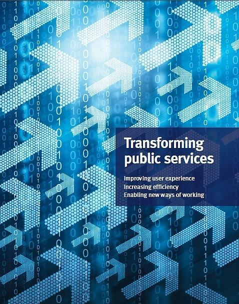 Williams Lea Tag - Transforming public services