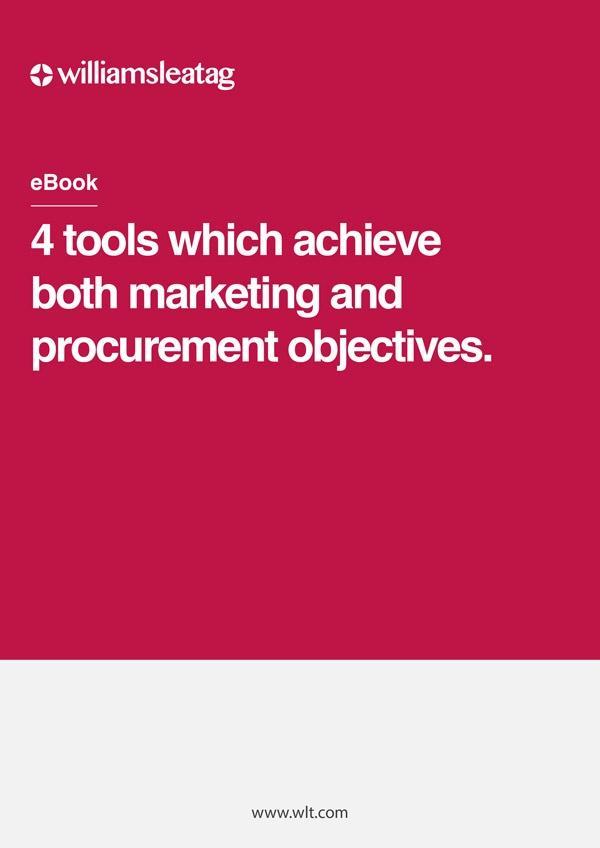Williams Lea Tag - Tools for marketing procurement
