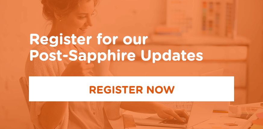 Register for the Soltius Post-SAPPHIRE Updates