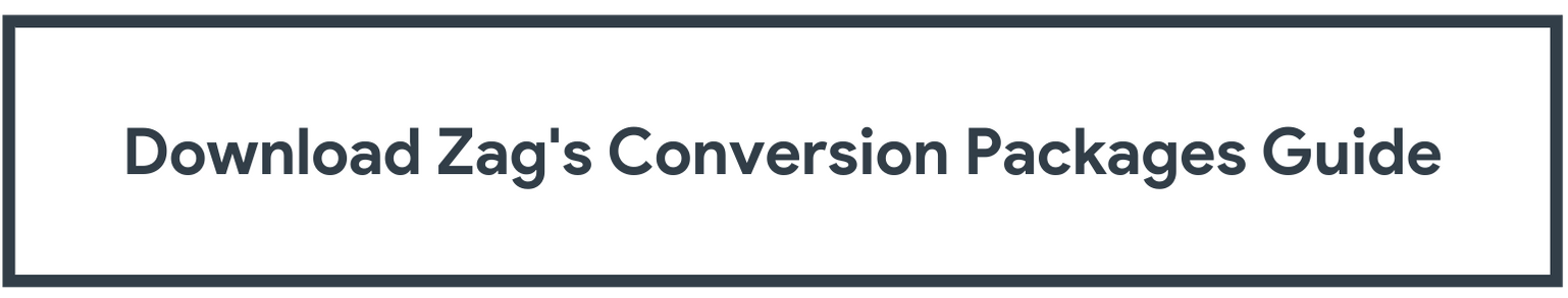 Download Zag's conversion packages guide