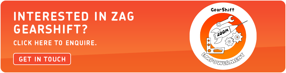 Enquire about Zag GearShift