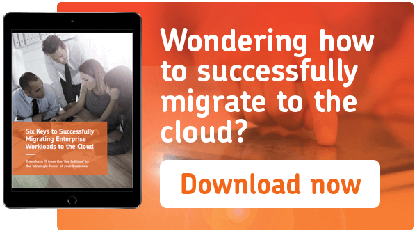 Wondering how to successfully migrate to the cloud?