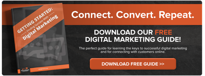 finding success with digital marketing