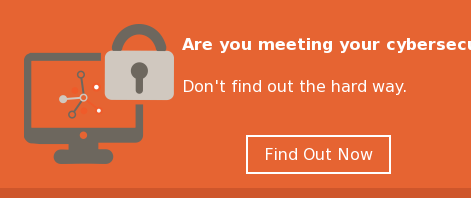 Are you meeting your cybersecurity objectives?  Don't find out the hard way.  Find Out Now