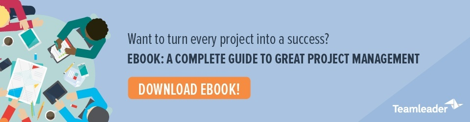 Collaborate better & organise smarter - Ebook Project Management