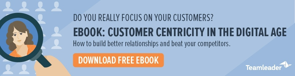 Ebook build better relationships customer centricity