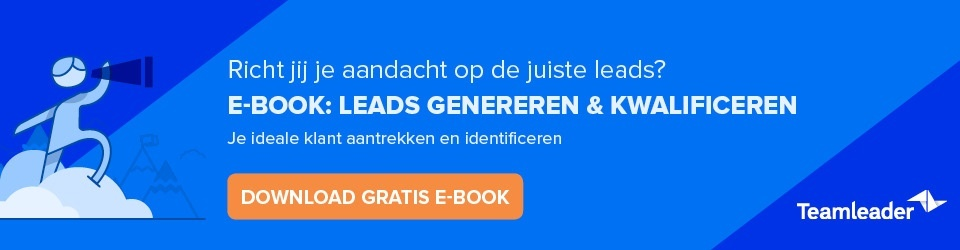 download e-book: leads genereren en kwalificeren