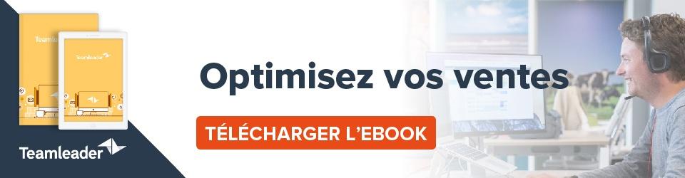 Optimisez vos ventes - télécharger l'ebook