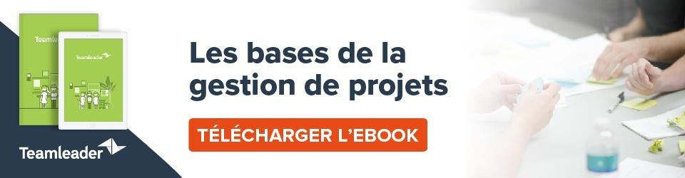 Faire de chaque projet une réussite ? Téléchargez votre e-book : les fondamentaux de la gestion des projets.
