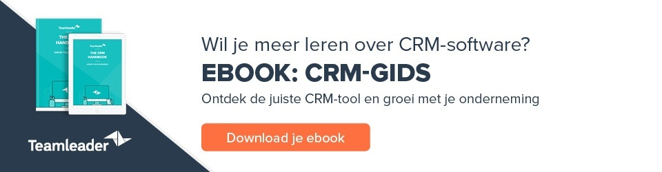 E-book: CRM handboek